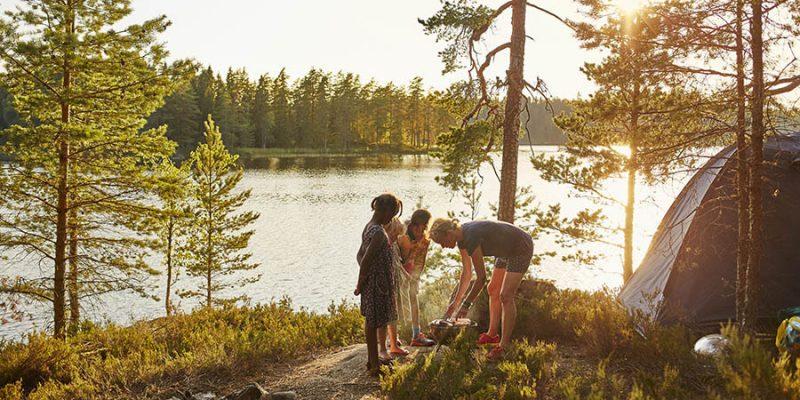 Kamperen-en-kajakken-in-Varmland