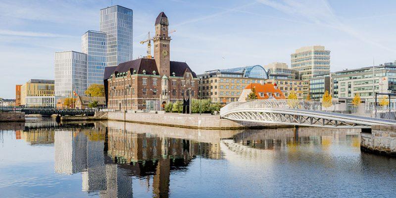 Skyline-van-Malmö