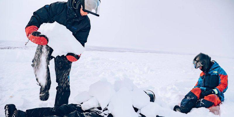 Kledij in Lapland
