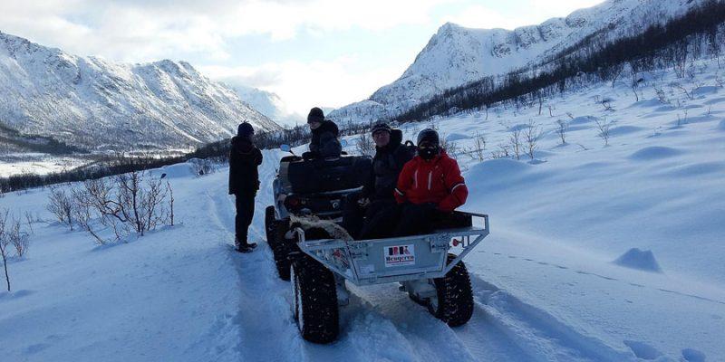 Excursie in Andoy Noorwegen