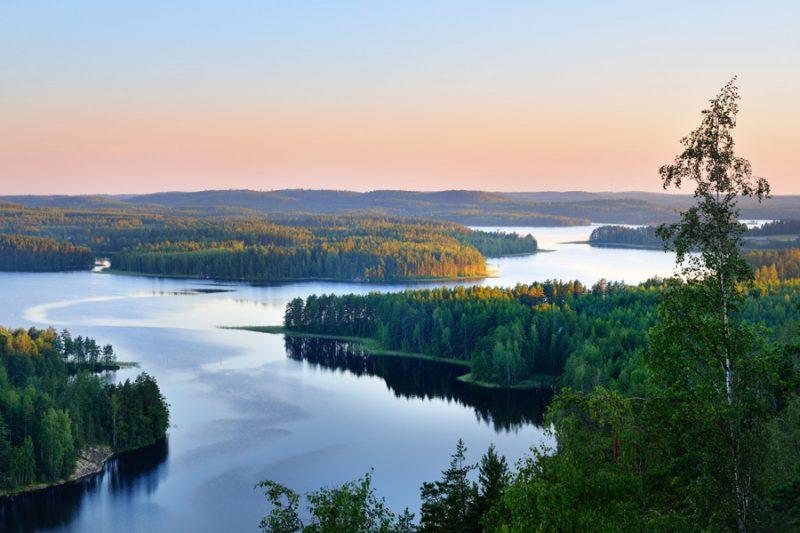 Finland-saimaa-meren