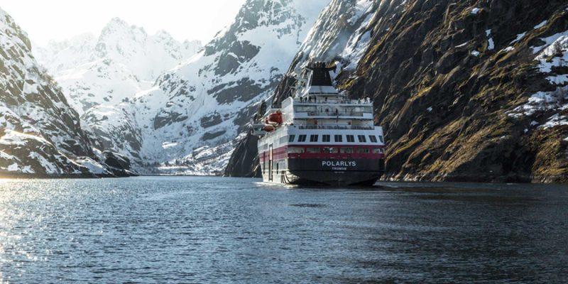 Hurtigruten-in-de-Trollfjord-varen