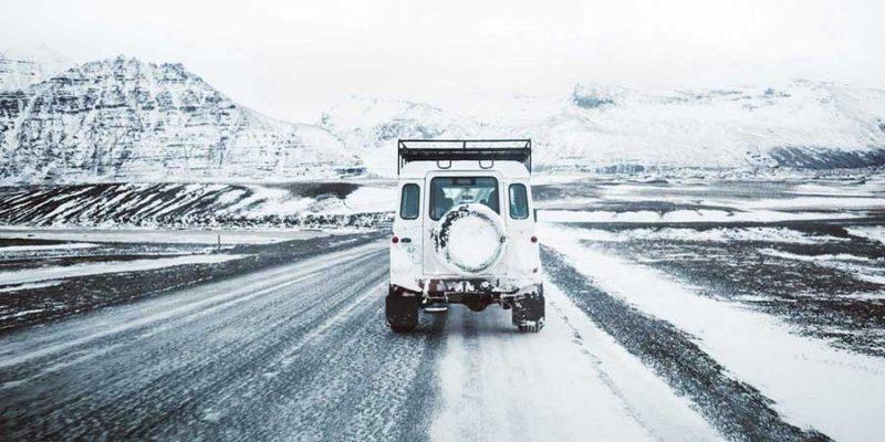 IJsland-met-een-4x4-jeep