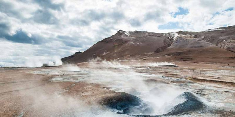 IJsland-warmwaterbronnen