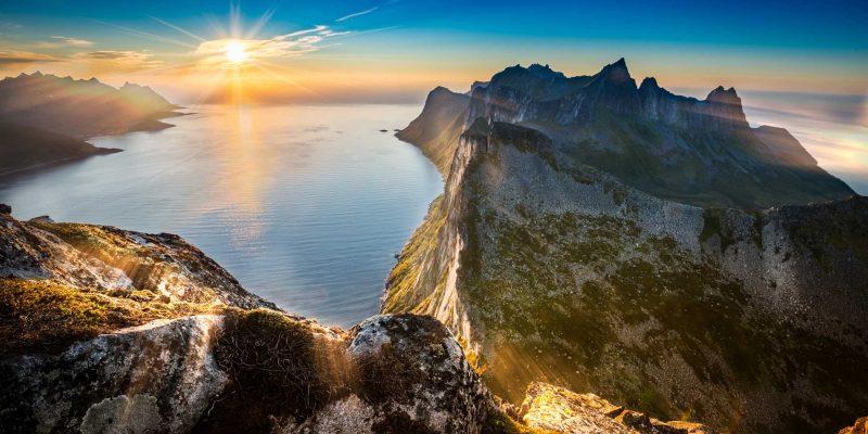 Lapland-Noorwegen-uitzicht-eiland-Senja