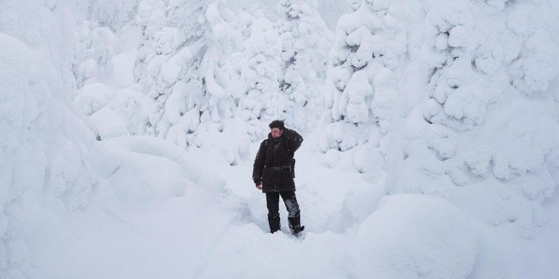 Naar Lapland in januari