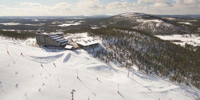 Panorama Hotel Levi Ski Lapland