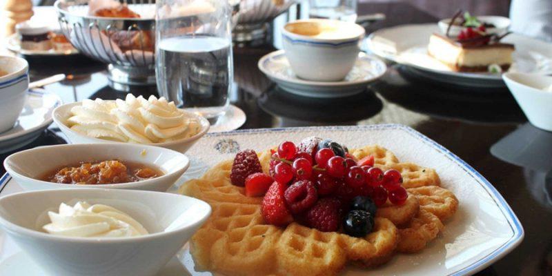 Scandinavische-wafels