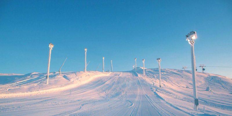 Skipistie Levi Lapland