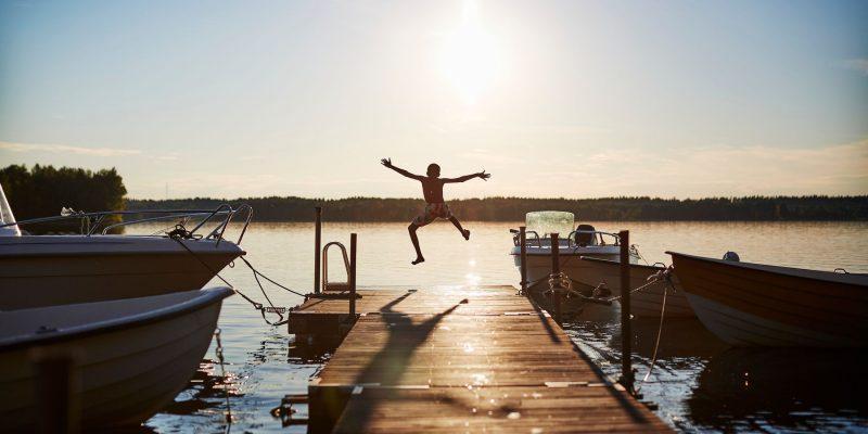 Leuke zomeractiviteiten in Zweden