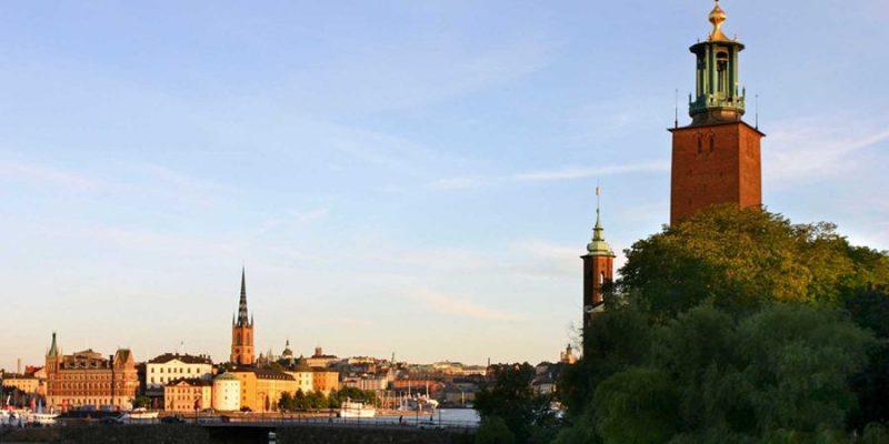 Stockholm-stadhuis