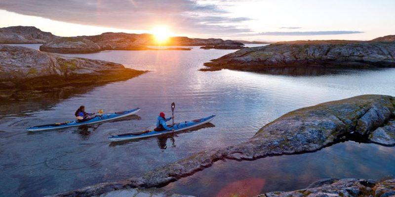 maak een boottocht langs de Stockholm archipello