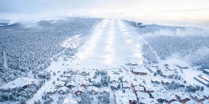 Verblijf Levi Fins Lapland