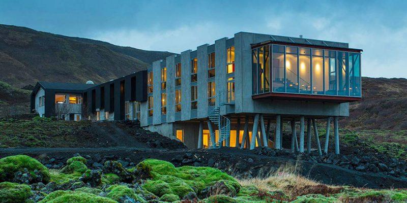 Hotel-op-IJsland