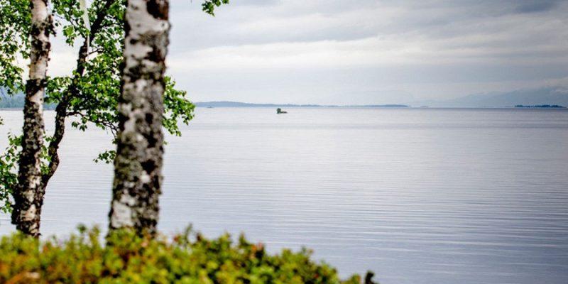 Zweden arjeplog in Lapland