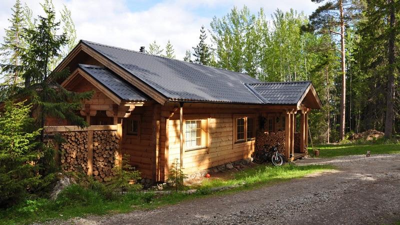 Bear Lodge in Zweden