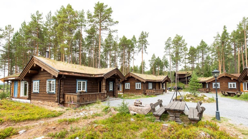 Fjällripan-Lofsdalen-vakantiehuis