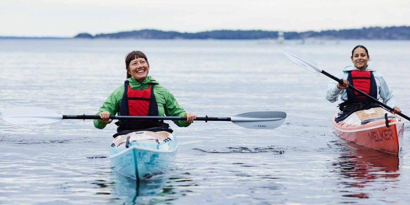 Kajakken-op-de-Zweedse-meren