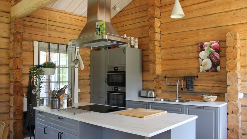 Keuken Moose Lodge