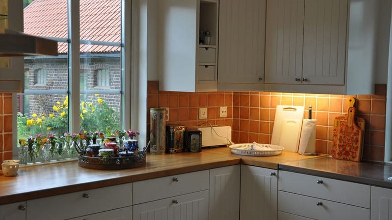 keuken-vakantiehuis-Längan-Hjortsby-Torp-Zweden