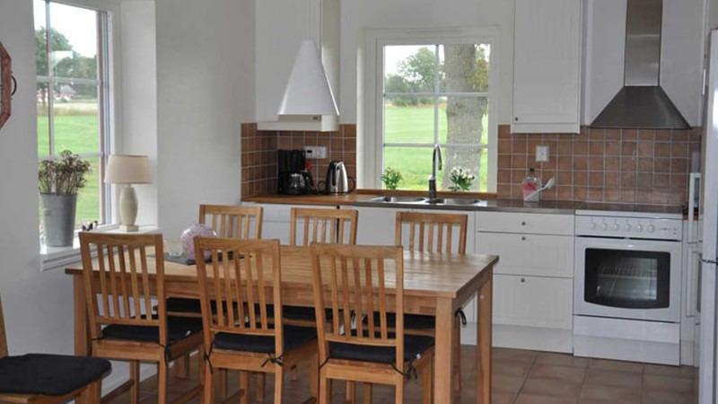 keuken-vakantiehuis-Logen-Hjortsby-Torp-Zweden