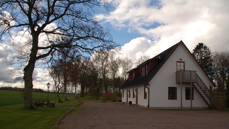 uitzicht-vakantiehuis-Ladan-Hjortsby-Torp-Zweden