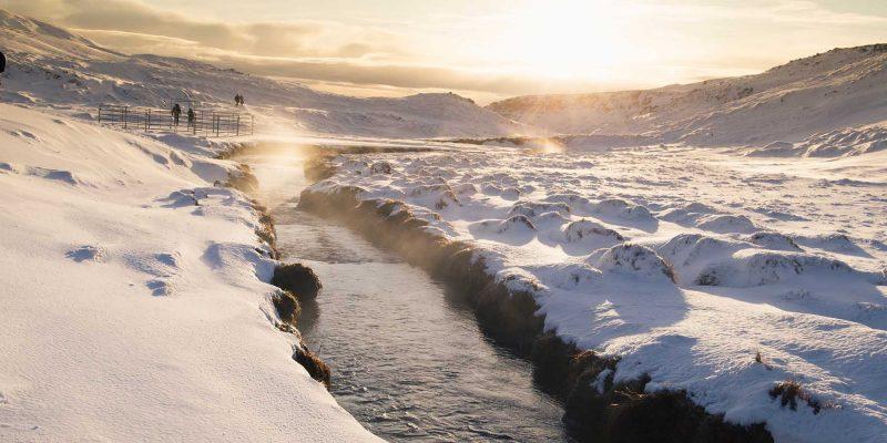 Warmwaterstroom-Reykjadalur