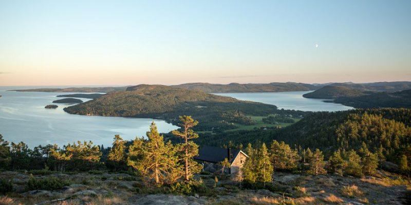 Uitzicht-Zweedse-kust