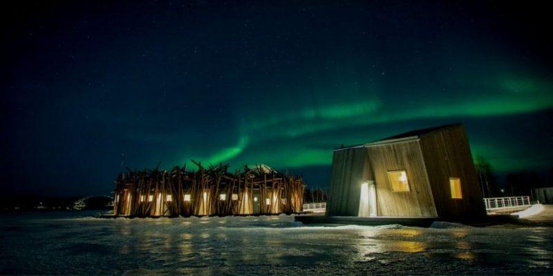 Arctic Bath ©Johan Jansson