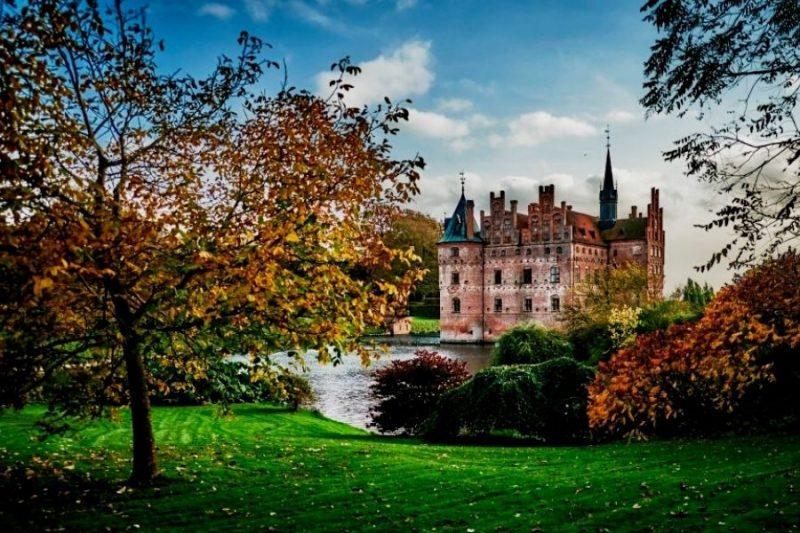 Denemarken kasteel