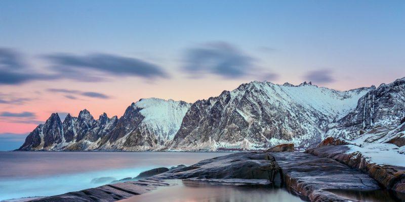 Steinfjord Noorwegen - naar Noorwegen met Nordic