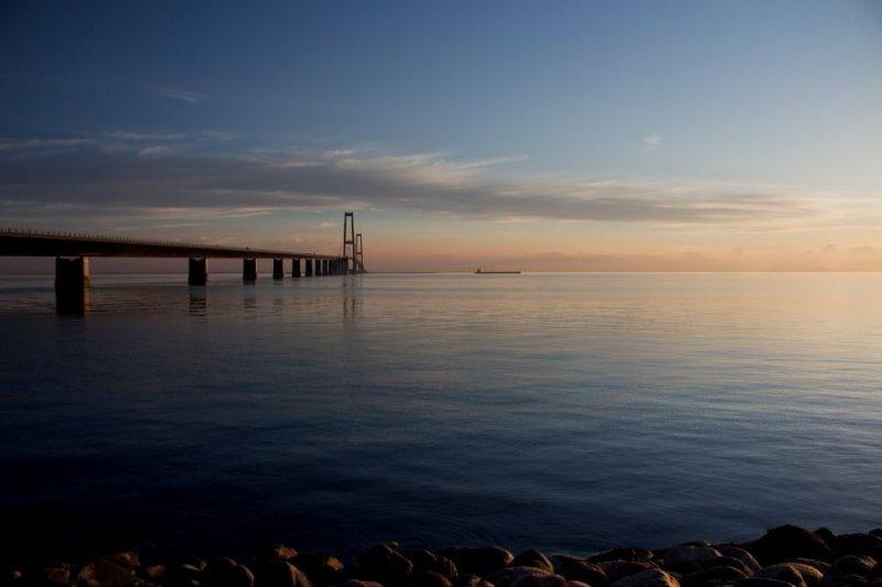 Storebæltsbroen Denemarken Nordic