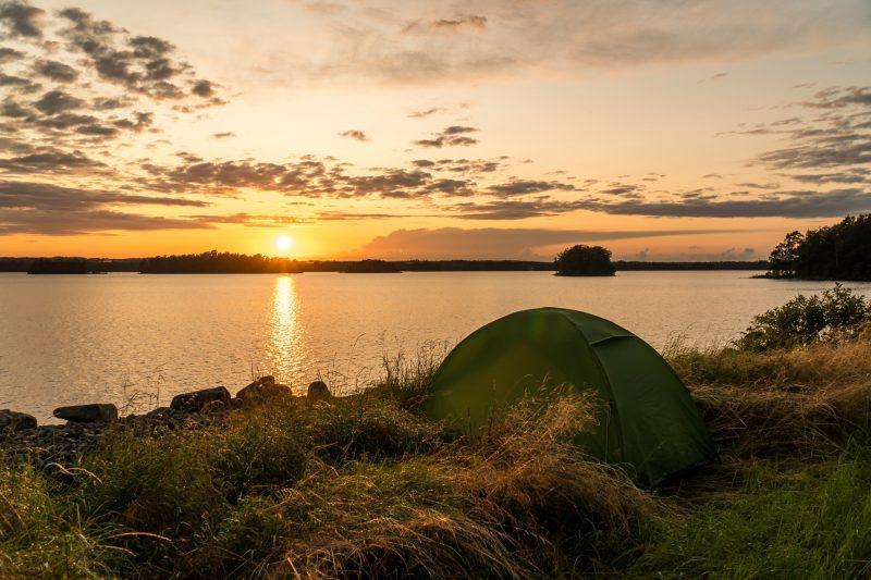 Wildkamperen Zweden - naar Zweden met Nordic