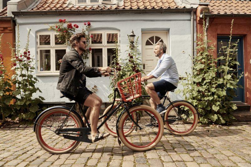 Fietsen in Arhus - fietsland Denemarken - © Robin Skjoldborg