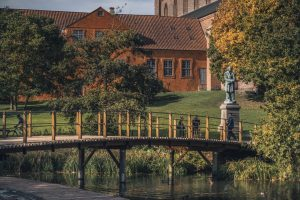 Lente in de parken in Odense - © Andreas Bastiansen
