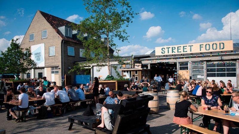Proef Denemarken met street food in Arhus