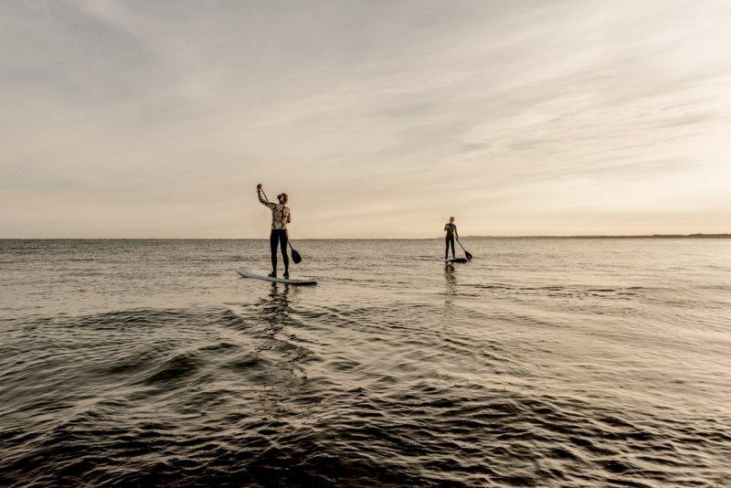 Surfers in Klitmoeller - Naar Denemarken met Nordic- ©Mette Johnsen
