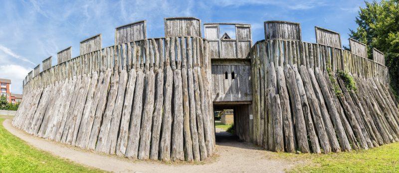 Vikingbolwerk Trelleborg