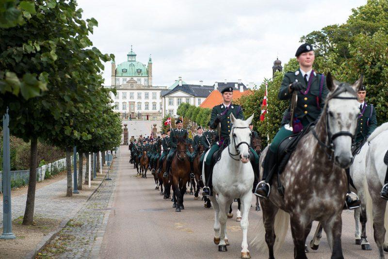 Paardenkoets bij het Fredensborg Kasteel - naar Denemarken met Nordic - ©Thomas Rahbek