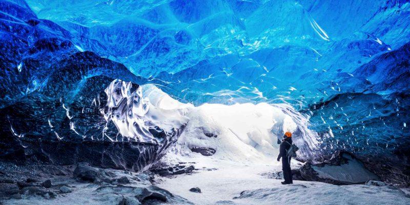 Ijsgrot - ontdek het natuurfenomeen op je reis naar IJsland met Nordic