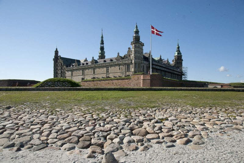 Het Kronborg kasteel - naar Denemarken met Nordic - © Thomas Rahbek