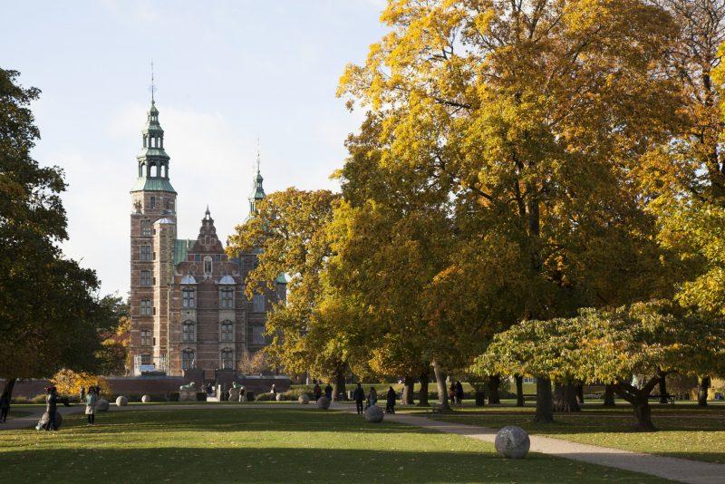 Het Rosenburg Kasteel - naar Denemarken met Nordic - ©Kim Wyon, VisitDenmark