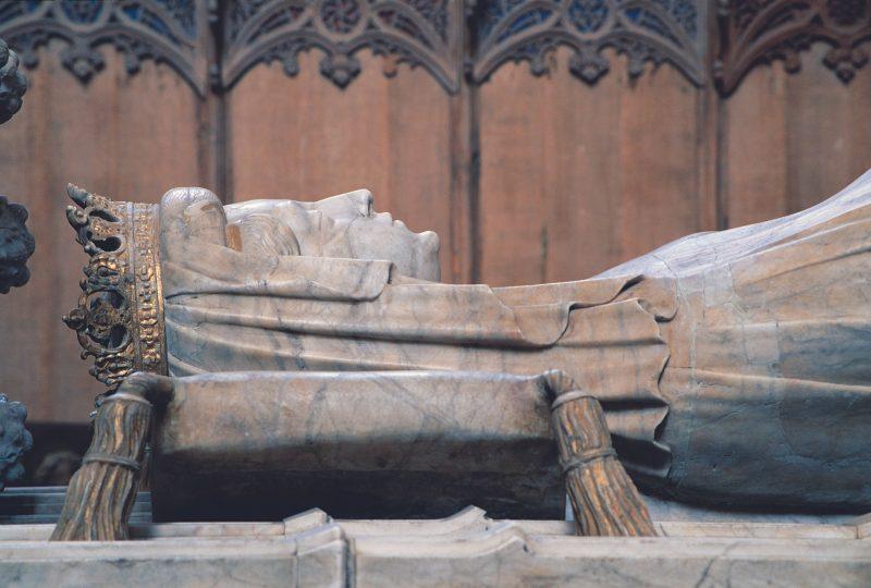 In de Roskilde Kathedraal rust ook Koningin Margrethe I - naar Denemarken met Nordic