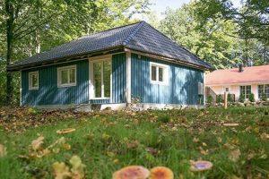 Vakantiehuis in Zweden te midden in de natuur