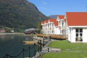 Vakantiehuisjes aan de fjorden