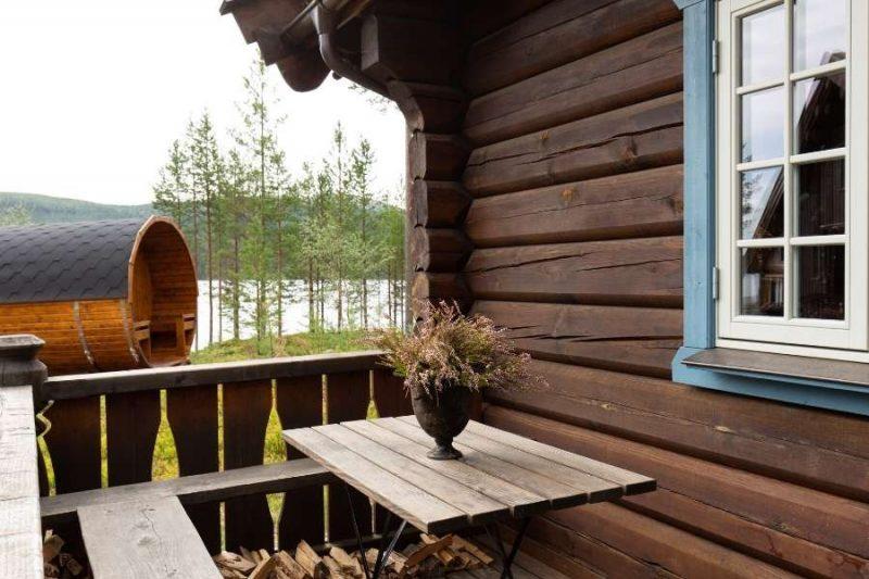 Vakantiehuis in Lofsdalen, Zweden - naar Zweden met Nordic - ©Lofsdalen