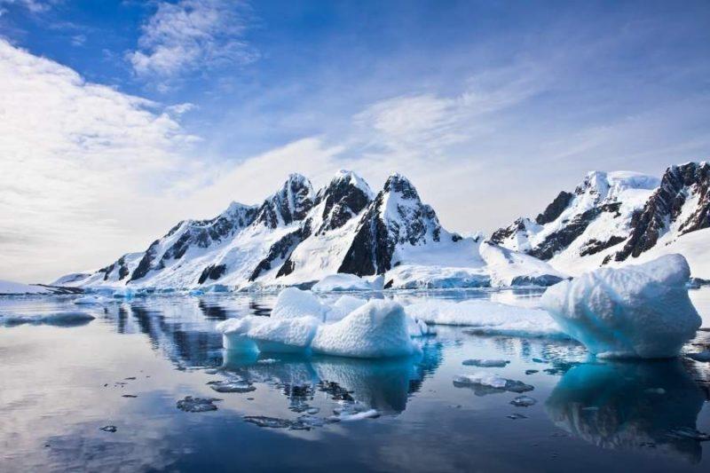 Antarctica verkennen met Nordic
