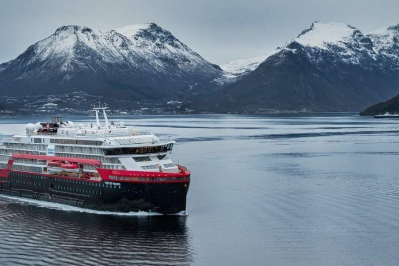 Fridtjof Nansen Schip exploratiereizen met Nordic