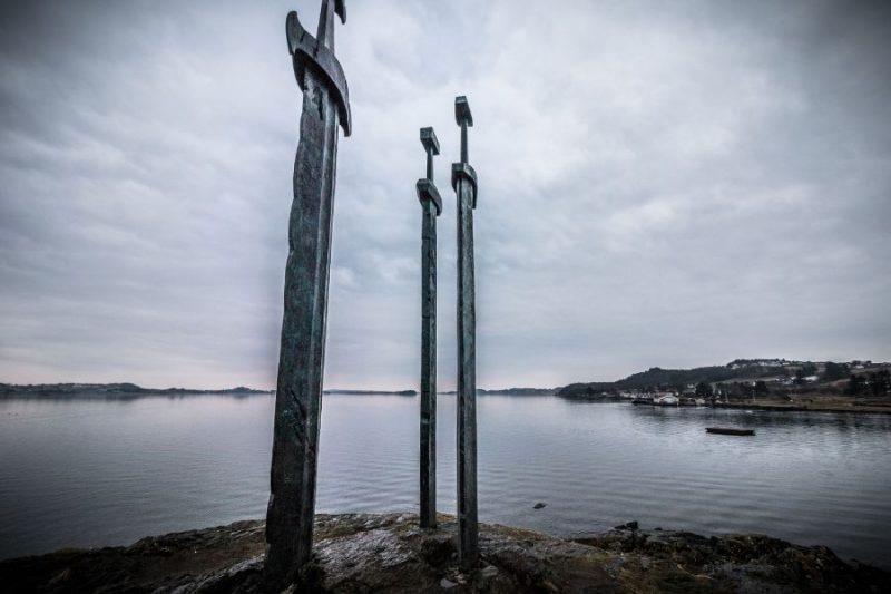 Herdenkingsmonument in Stavanger