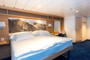 Moderne kamers aan boord
